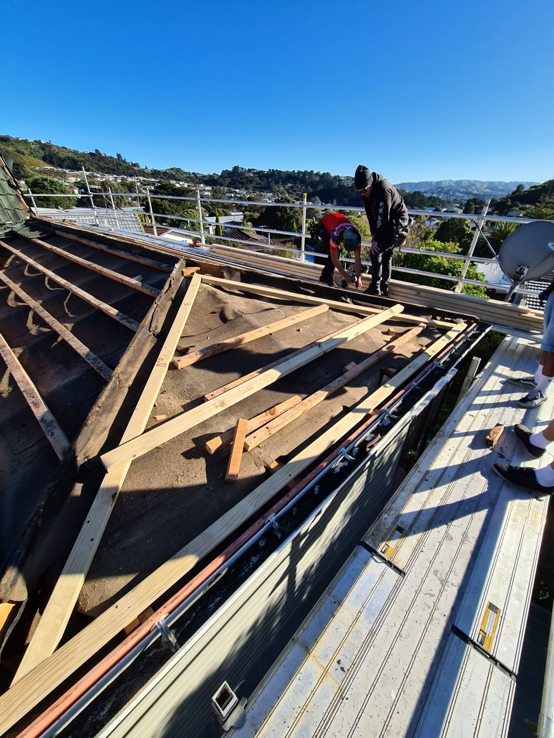 Roof replacements are a standard part of caring for your home.