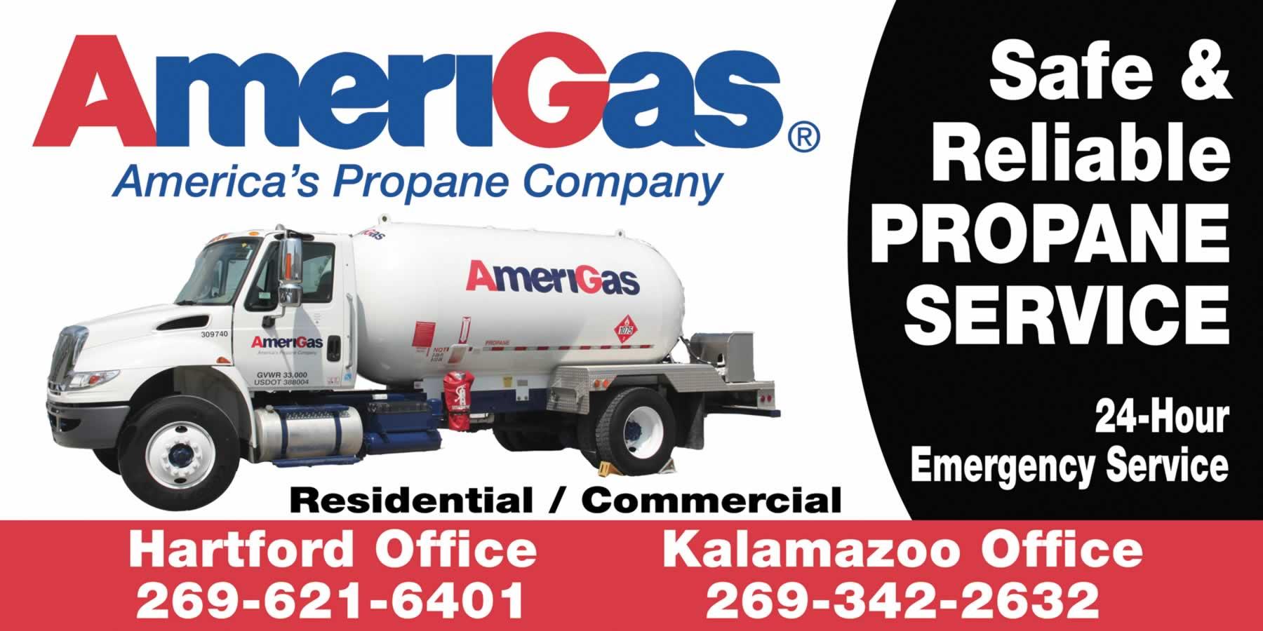 Amerigas America's Propane Company