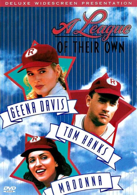 1992 a league of their own poster3