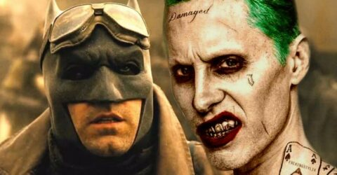 Jared Leto Joker Knightmare