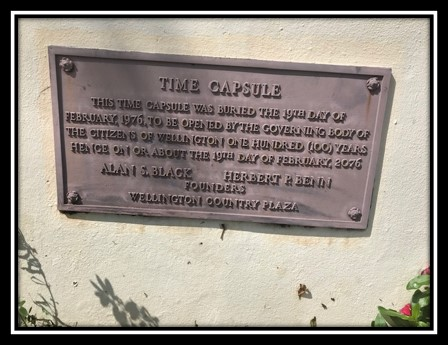 1976 – The Time Capsule