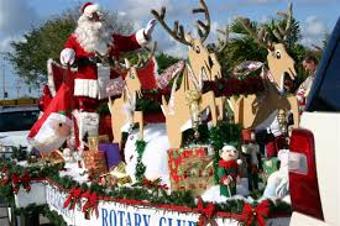 1983 – First Holiday Parade