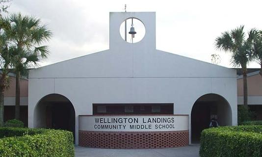 1987 – Wellington Landings Middle School