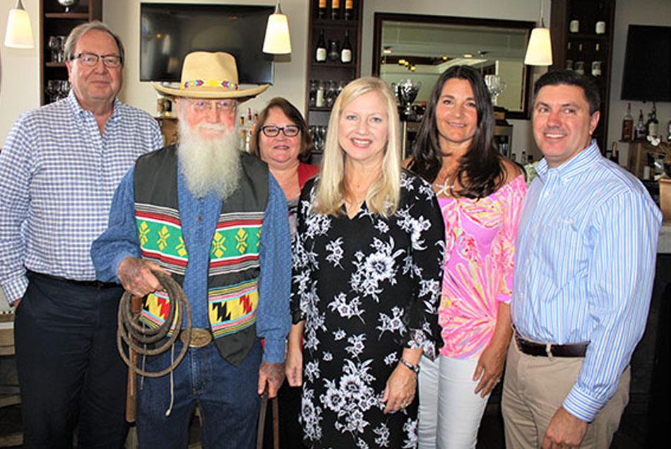 Wellington Historical Society Hosts Storyteller Judge Bailey