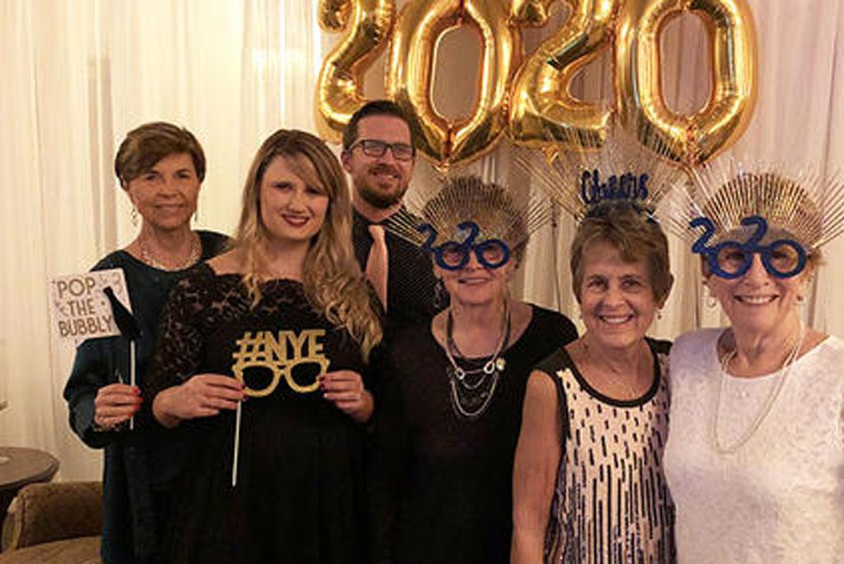 Wellington Historical Society Hosts New Year's Gala