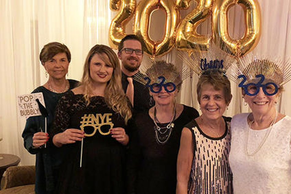 Wellington Historical Society Hosts New Year's Gala