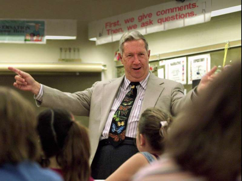 1981 – Wellington Elementary School