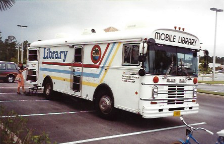 Wellington's Mobile Library