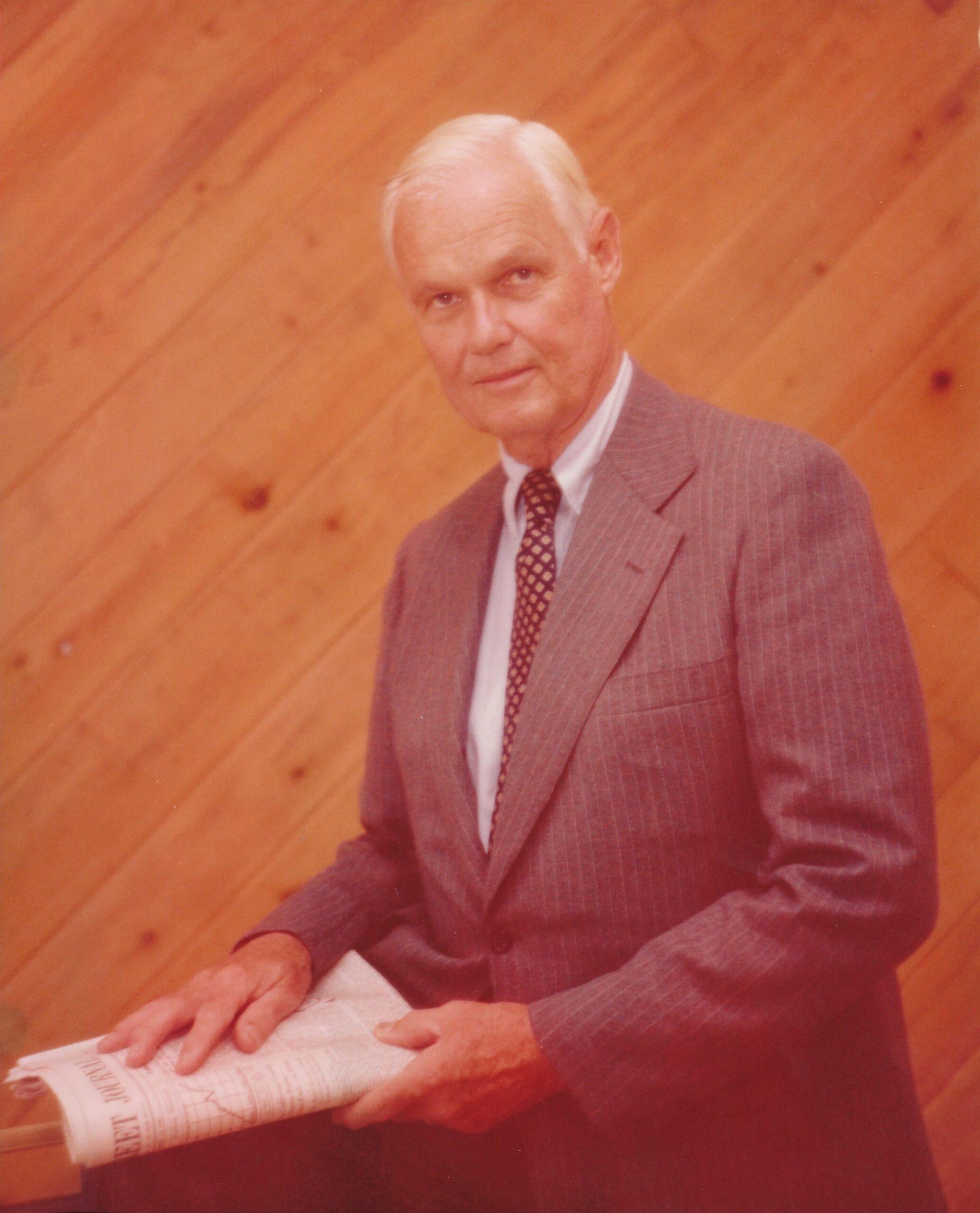 Roger Wellington
