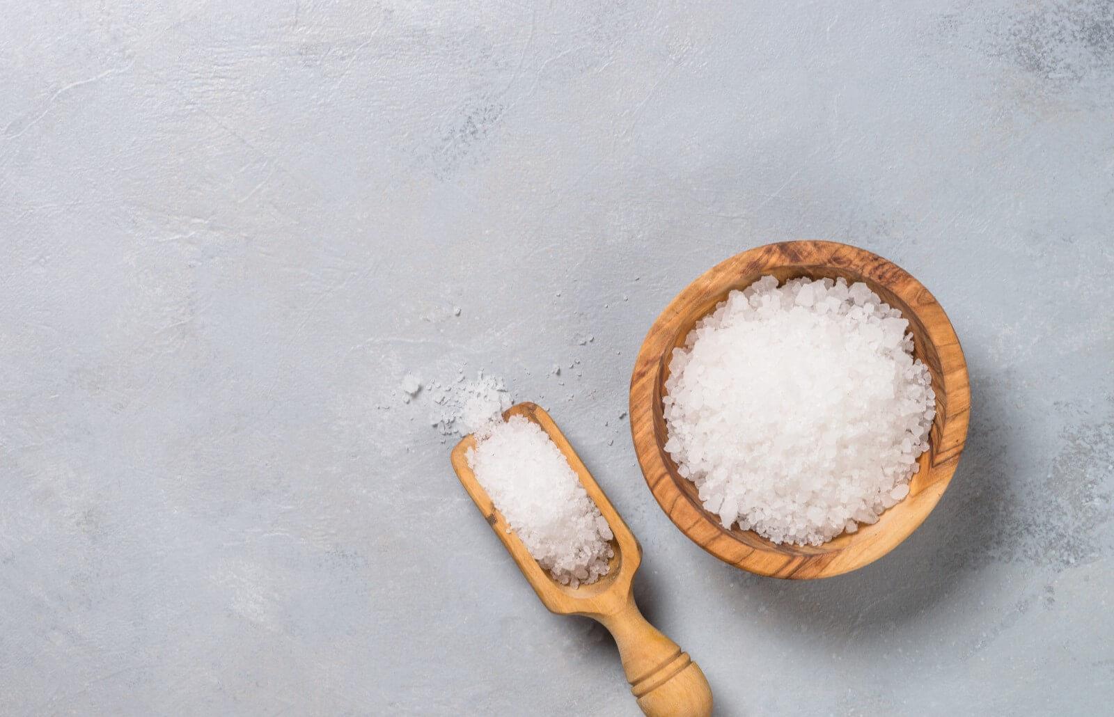 Sea Salt for the Skin
