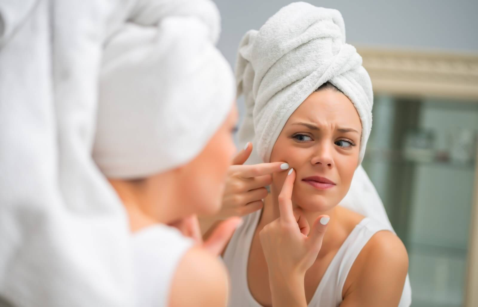 The Battle Against Adult Acne