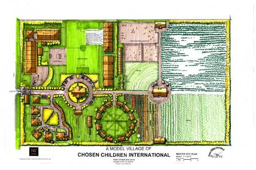 Chosen children International Model Village