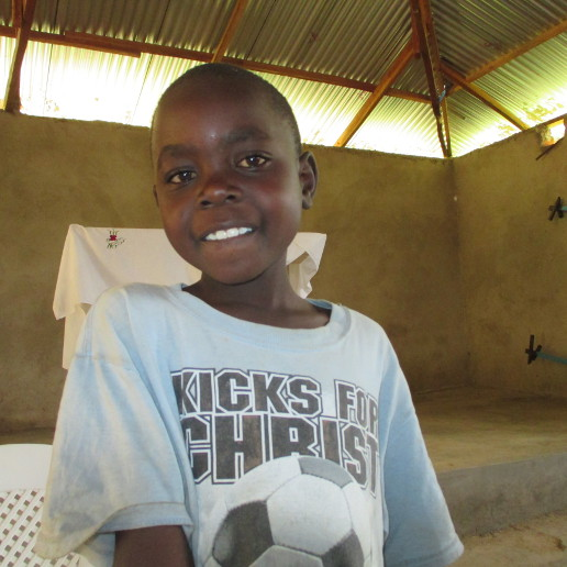 Sponsor a child - Daniel Sikuku