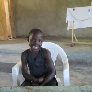 Sponsor a child - Doreen Mukhebi