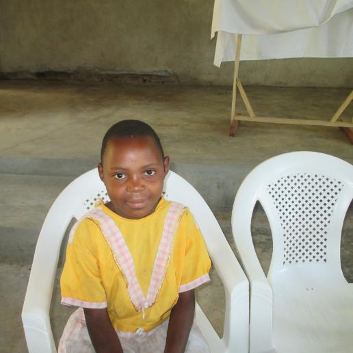 Sponsor a child - Jacinta Wafula
