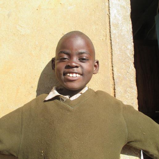 Sponsor a child - Seth Wanjala
