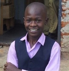 Sponsor a child - Mesheck Sikuku