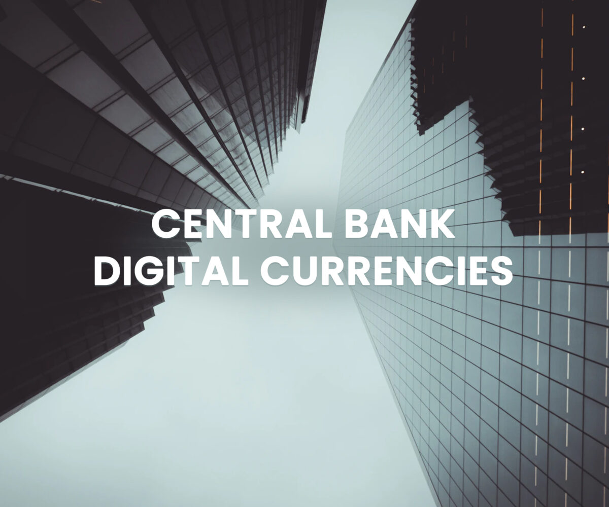 META 1 Coin Report Central Bank Digital Currencies Things You Should Watch