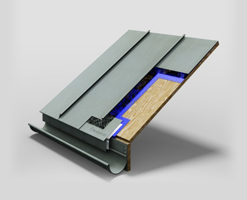 STANDING SEAM PANEL SYSTEMS
