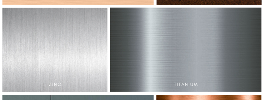 EcoChoice metal materials