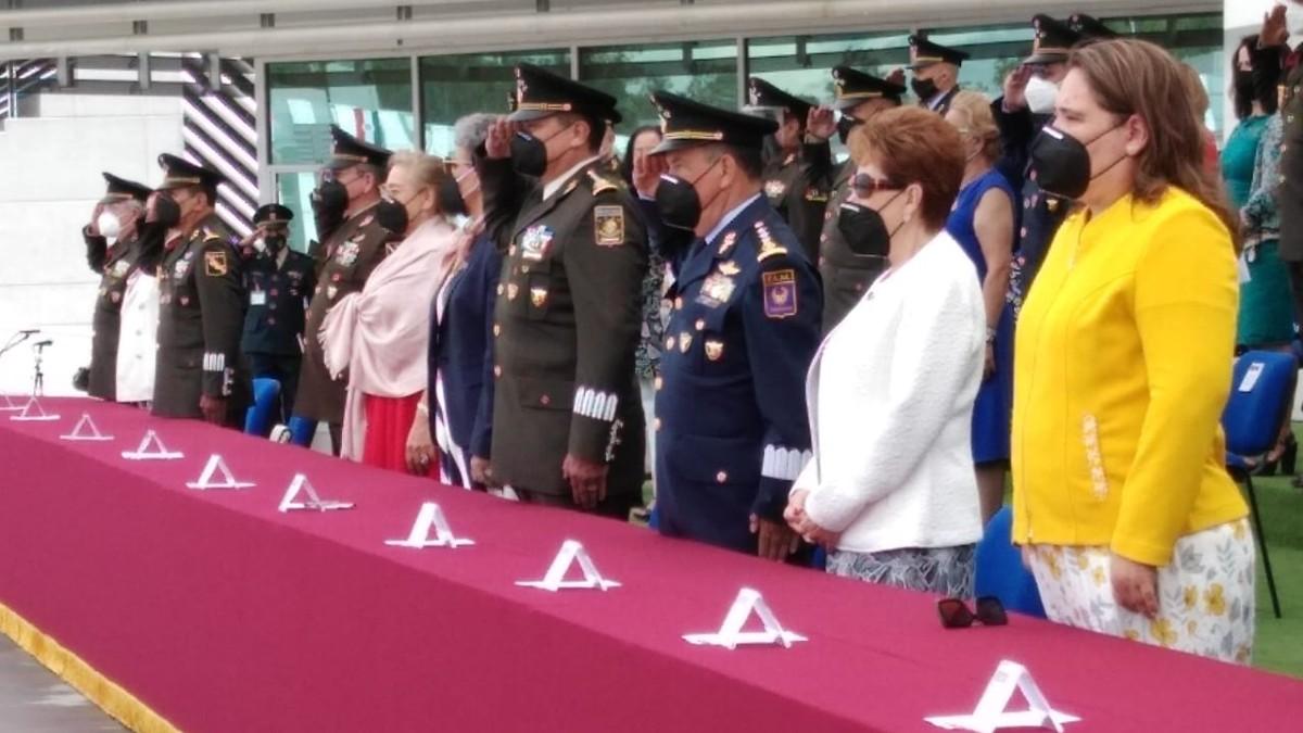 Foto tomada del Twitter del General Manuel de Jesús Hernández González