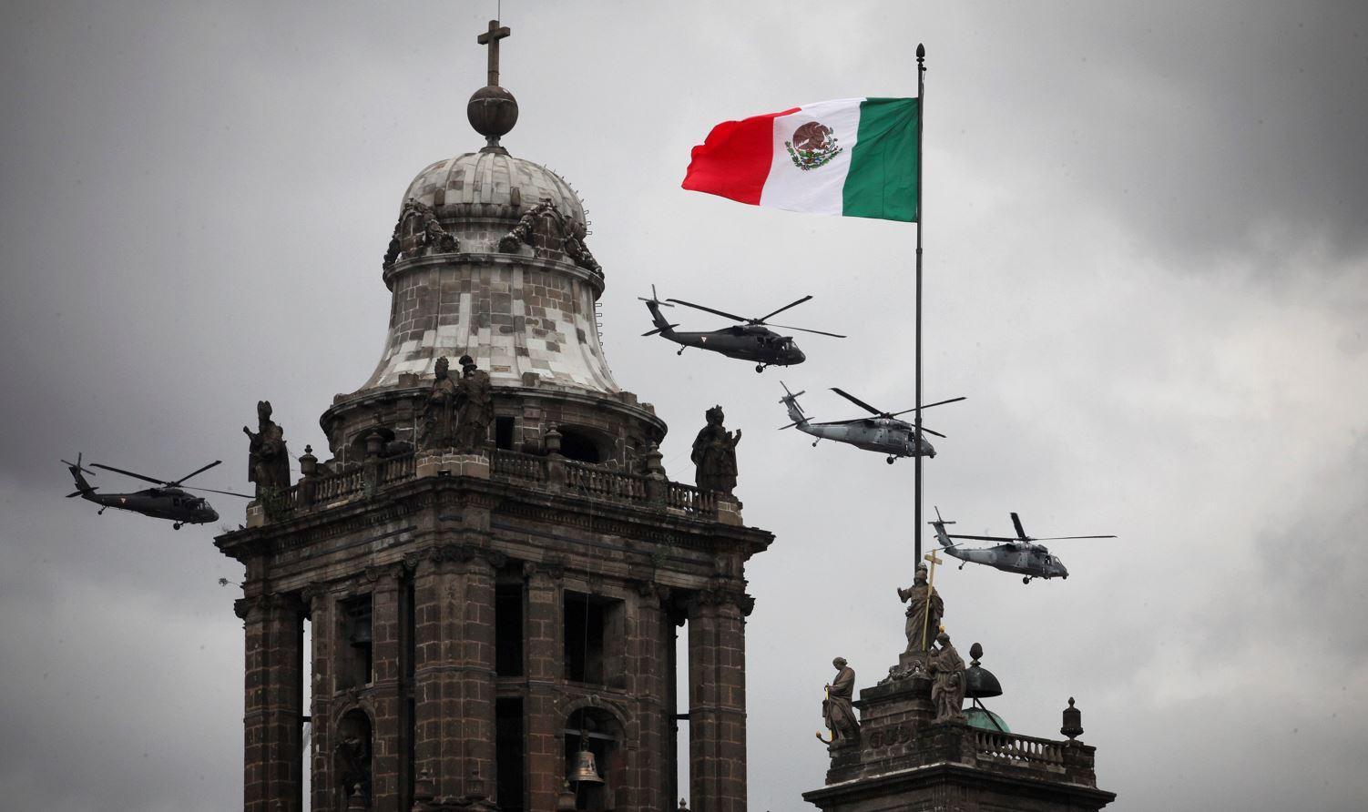 Desfile Militar. Imagen ilustrativa