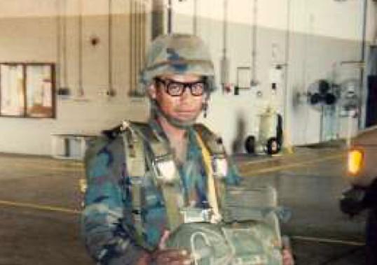 Teniente Coronel de Infantería Eduardo Navarrete Montes