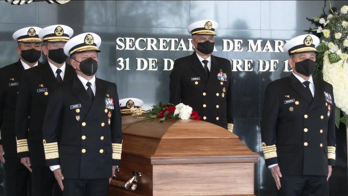 Homenaje Almirante Mariano Francisco Saynez