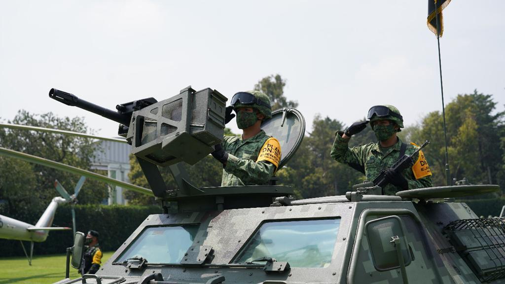 SEDENA puso en marcha a la Comandancia del Ejército Mexicano