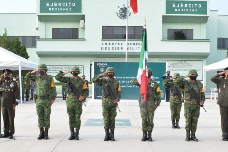 campos militares