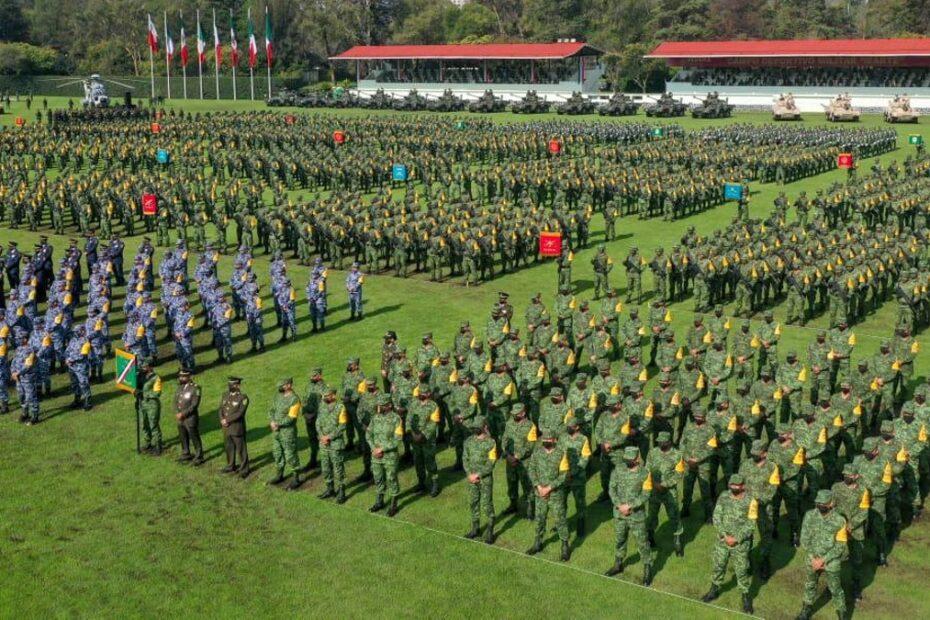 tropas ejército mexicano sedena