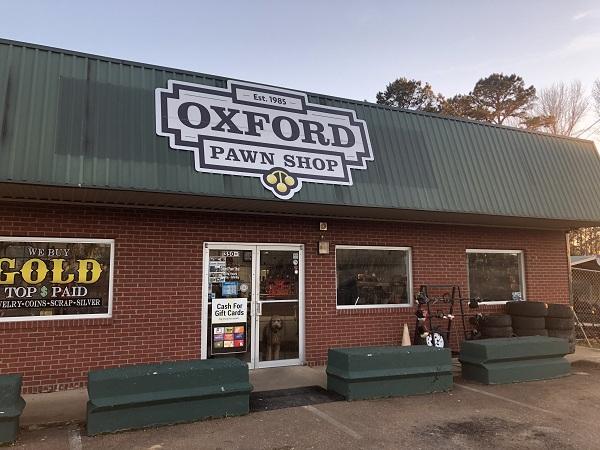 Oxford Pawnshop