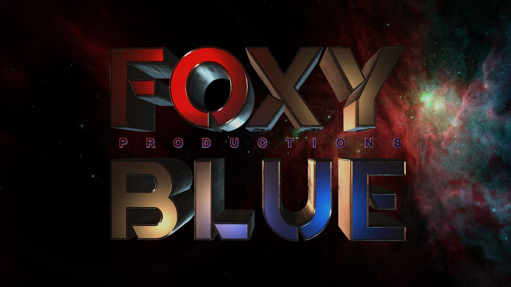 Foxy Blue Productions Animation Frame
