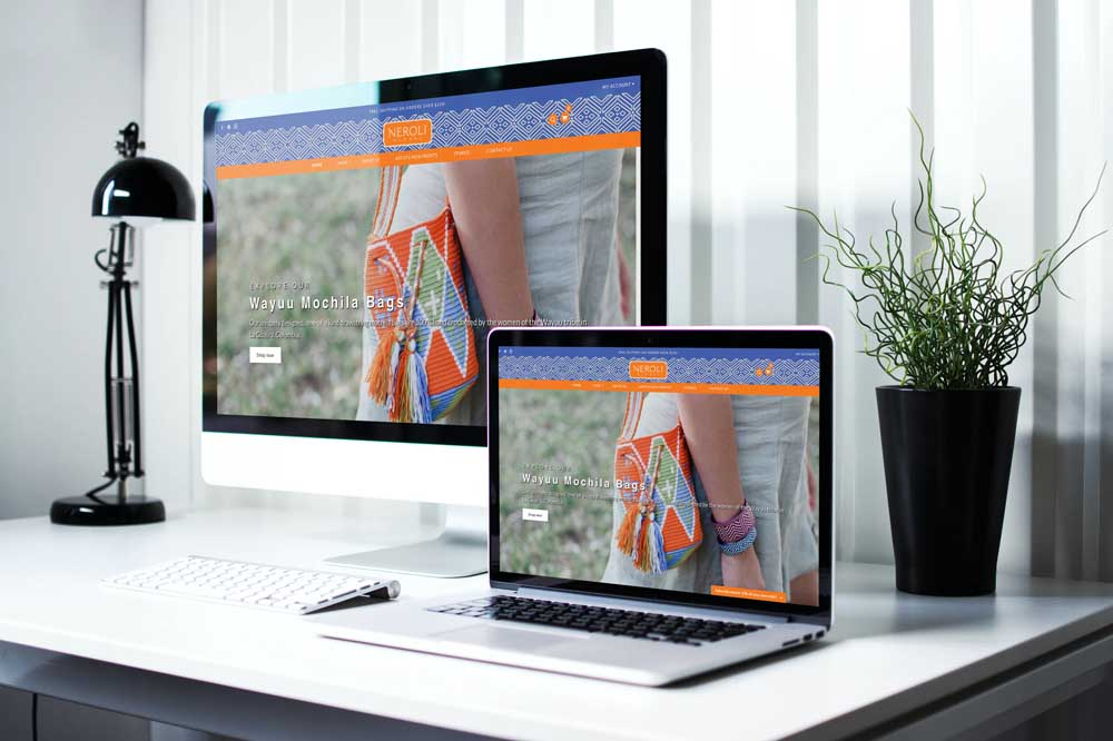 Neroli Global Website
