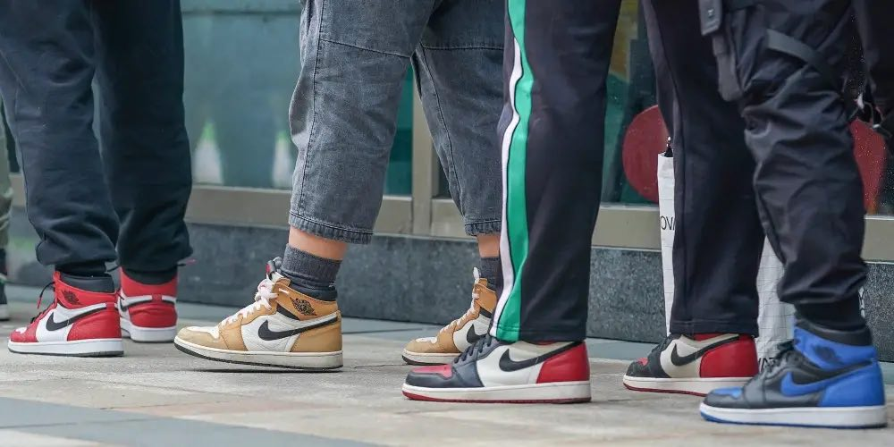 A longtime Nike exec resigned after her son used her credit card to fund his sneaker-resale business