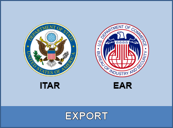 Export Graphic with Commerce and State Department logos