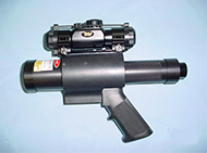 CHP non-lethal Laser Dazzler for sale & link for more info