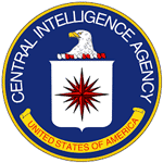 Central Intelligence agency seal - where Joh Hershey worked