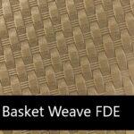 Center Mass Concealment Holsters Basket Weave FDE