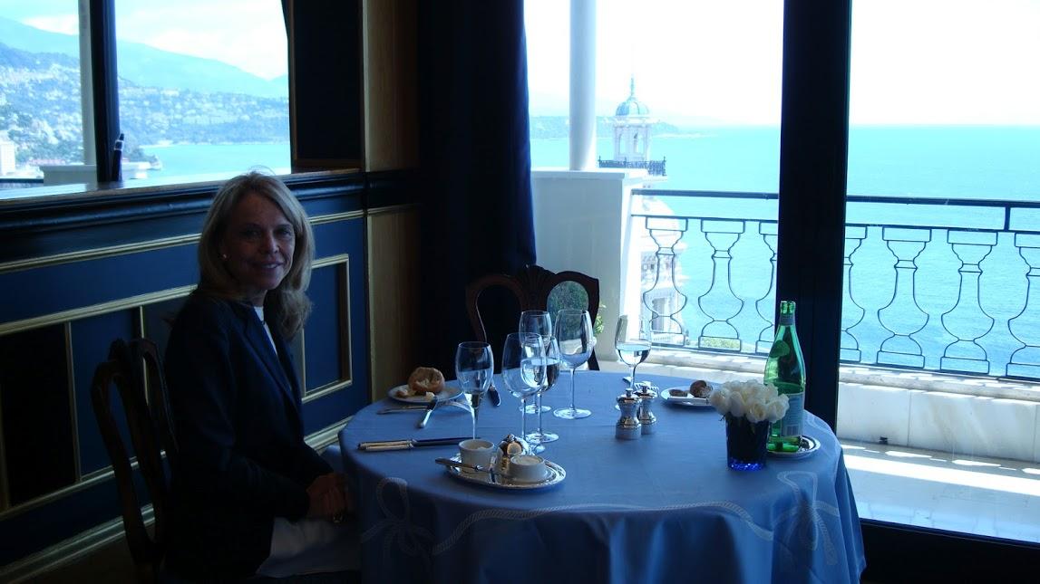 Le Grill de l'Hôtel de Paris Monte Carlo