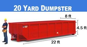 30 Yard Dumpster Long Island