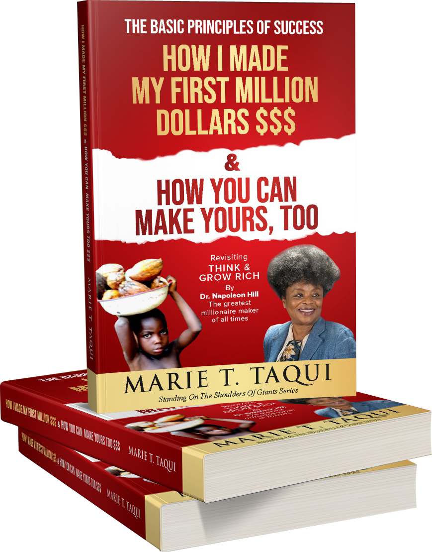 How I Made My First Million Dollars $$$