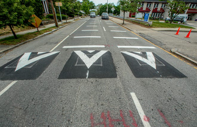 Humps. Lumps. Bumps. How speedbumps became a hot button issue in Providence