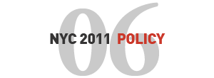 2011 Policy