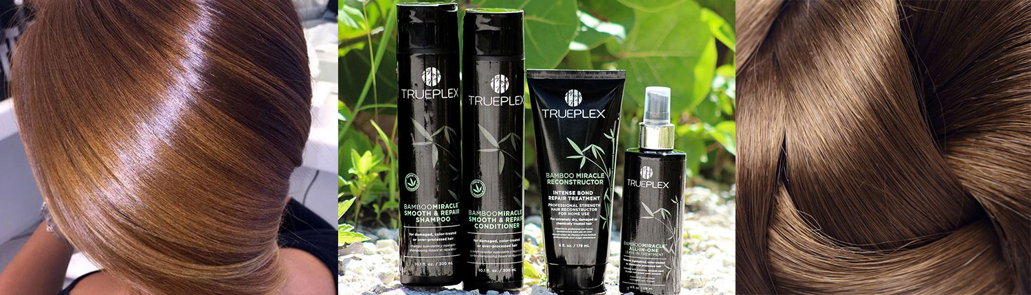 Licensed salons and stylists can purchase TRUEPLEX professional salon products from MRK Beauty in Washington, Oregon, Idaho and Montana.