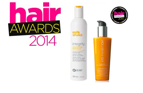 2014 HAIR magazine hair awards