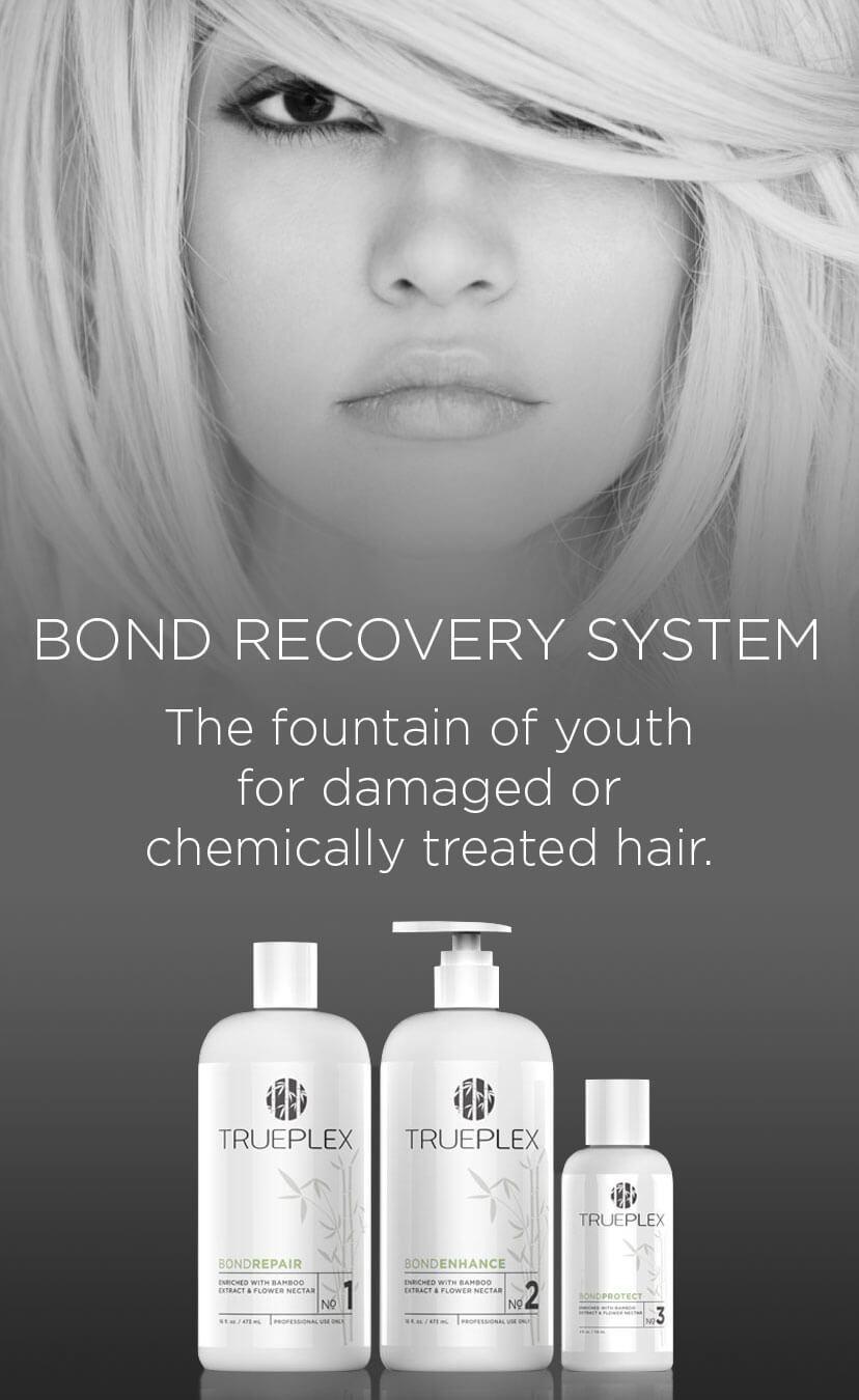 TRUEPLEX Bond recovery system distributors in WA OR ID MT