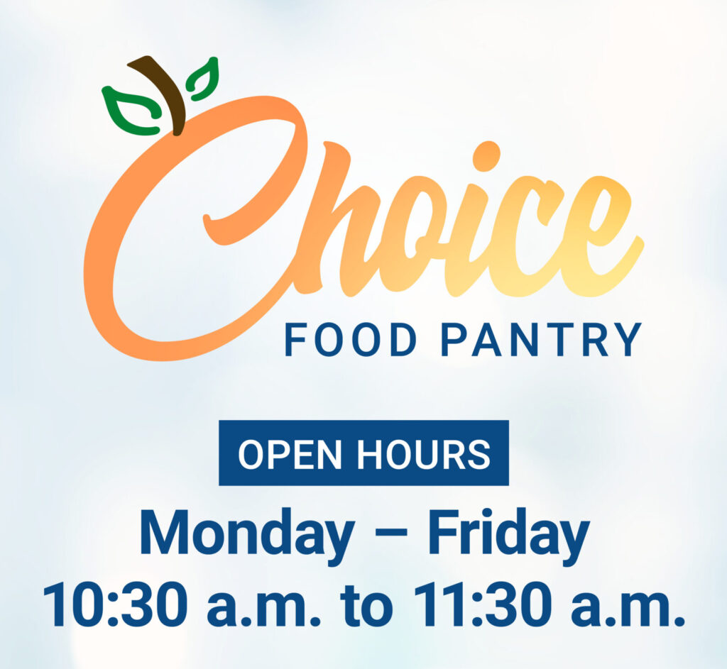 New Bethany Ministries Choice Food Pantry Offers Digital Ordering