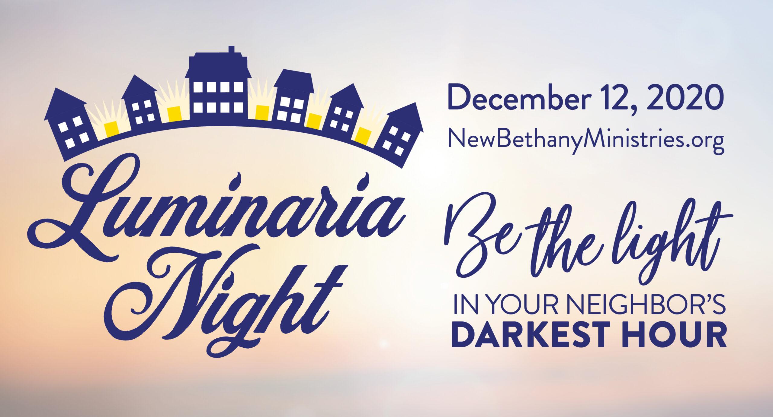 Luminaria Night 2020