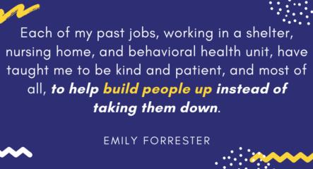 Employee Spotlight – Emily Forrester